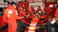 Moto - News: Valentino Rossi sulla Ferrari F2008