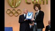 Moto - News: Collari d'Oro CONI per Rossi e Simoncelli