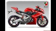 Moto - News: Cagiva 1125 V2 Schiranna