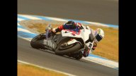 Moto - News: WSBK: bene i test della BMW S 1000 RR