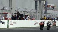 Moto - News: WSBK 2009, Qatar: due podi per la Aprilia RSV4
