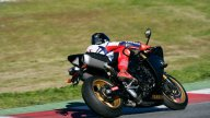 Moto - News: Lorenzo il sella alla Yamaha R1 2009