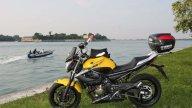 Moto - News: Yamaha partner del 100° Giro d'Italia