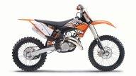 Moto - News: Pronti i modelli 2010 delle KTM SX