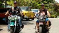 Moto - News: Metzeler sostiene le Harley pre-embargo di Cuba