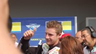 Moto - News: WSBK 2009, Misano, Gara 2: J. Rea scatenato
