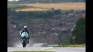 Moto - News: MotoGp 2009, Donington, FP1: svetta Pedrosa