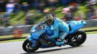 Moto - News: MotoGp 2009, Donington, QP: toh... Rossi!