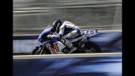 Moto - News: MotoGP 2009, Lorenzo sul podio a Laguna Seca