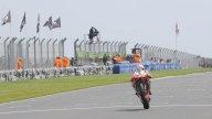 Moto - News: Test positivi per il Team Aprilia WSBK a Brno