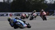 Moto - News: MotoGP 2009, Indianapolis: Suzuki cerca il podio