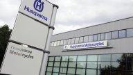 Moto - News: Inaugurato il nuovo quartier generale Husqvarna