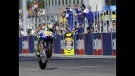 Moto - News: MotoGP 2009: Misano da professore per Rossi