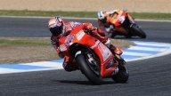 Moto - News: MotoGP 2009, Estoril: Stoner è tornato