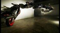 Moto - News: Stop/Action: 12 Aprilia SBK soggetti d'arte a NY