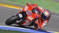 Moto - News: Ducati in vetta nei primi test 2010 di Valencia