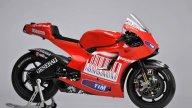 Moto - News: Ducati Desmosedici GP10: la svela Hayden