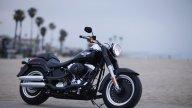 Moto - News: Harley-Davidson: un 2009 nero
