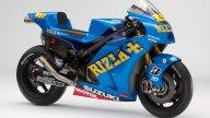 Moto - News: MotoGP 2010: presentata la Suzuki GSV-R