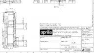 Moto - News: WSBK: svelata la distribuzione ad ingranaggi Aprilia