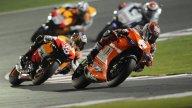 Moto - News: MotoGP 2010, Qatar: luci e ombre per Stoner