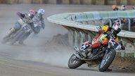 Moto - News: Ducati vince al Grand National Flat Track 2010