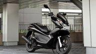 Moto - News: Honda PCX: il nuovo scooter 125 è pronto al debutto