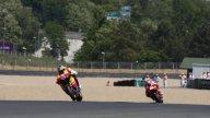Moto - News: MotoGP 2010, Le Mans: bene Dovi, male Pedrosa
