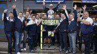 Moto - News: WSBK 2010, Monza: storico podio per la BMW