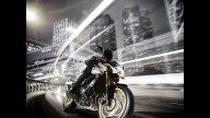 Moto - News: Consegnata la prima Yamaha FZ8 italiana