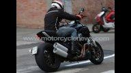 """Moto - News: Nuove foto """"spia"""" della roadster Ducati 2011"""