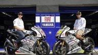 Moto - News: Le tute Dainese di Rossi e Lorenzo per Laguna Seca