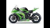 Moto - News: Kawasaki ZX-10R Ninja WSBK 2011