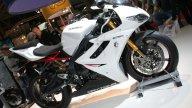 Moto - Gallery: Triumph Daytona 675 R 2011 a EICMA 2010