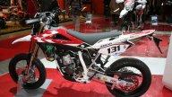 Moto - News: Husqvarna a EICMA 2010
