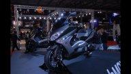 Moto - News: Yamaha EC-03 a EICMA 2010