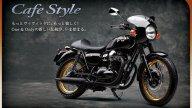 Moto - Gallery: Kawasaki W800 Cafe' Style 2011