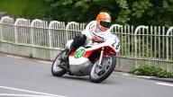 Moto - News: Yamaha Classic Race Team al Tourist Trophy 2011