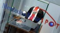 Moto - Gallery: Ducati nei Mercedes-Benz Spot