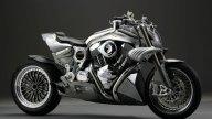 Moto - News: La CR&S DUU posa per Umberto Cavenago