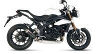 Moto - News: MIVV per Triumph Tiger 800 e Speed Triple 2011