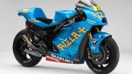 Moto - News: MotoGP 2011: la nuova livrea della Suzuki di Bautista