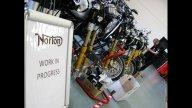 Moto - News: Visita alla Norton: il cuore d'Inghilterra è tornato a battere