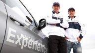 Moto - News: Leon Haslam e Troy Corser a scuola di traversi