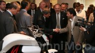Moto - News: Esclusivo: Elettra, la Rondine a emissioni zero