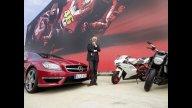 Moto - News: Gabriele del Torchio sceglie la CLS 63 AMG