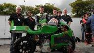 Moto - News: Tourist Trophy 2011: Michael Rutter vince nella SES TT Zero Race