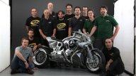 """Moto - News: CR&S DUU esposta a """"Esperienza Italia"""""""