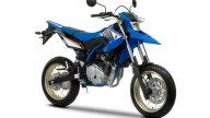 Moto - News: Yamaha WR125X: ora la sella bassa è in omaggio