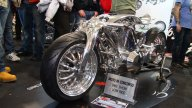 Moto - News: Motor Bike Expo 2012: collaborazione con Custom Chrome Europa